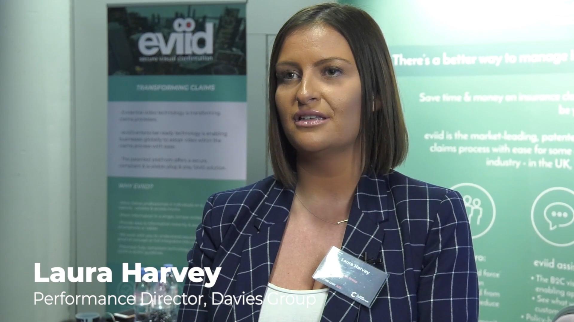 Laura Harvey - Davies Group