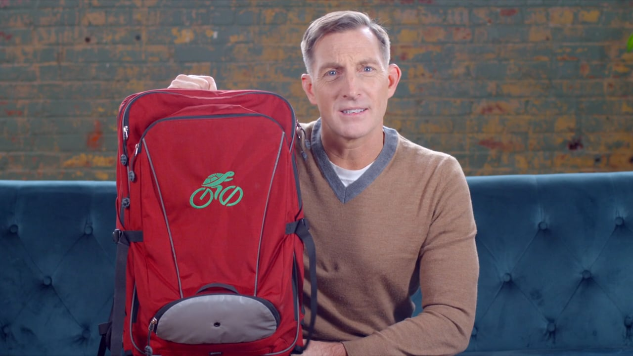 GruneStrasse Shellback Backpack