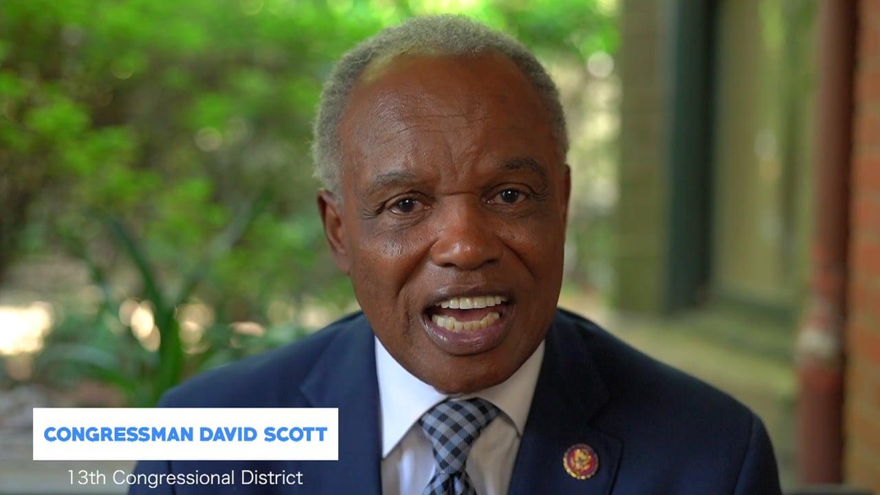 Congressman David Scott Campaign Ad