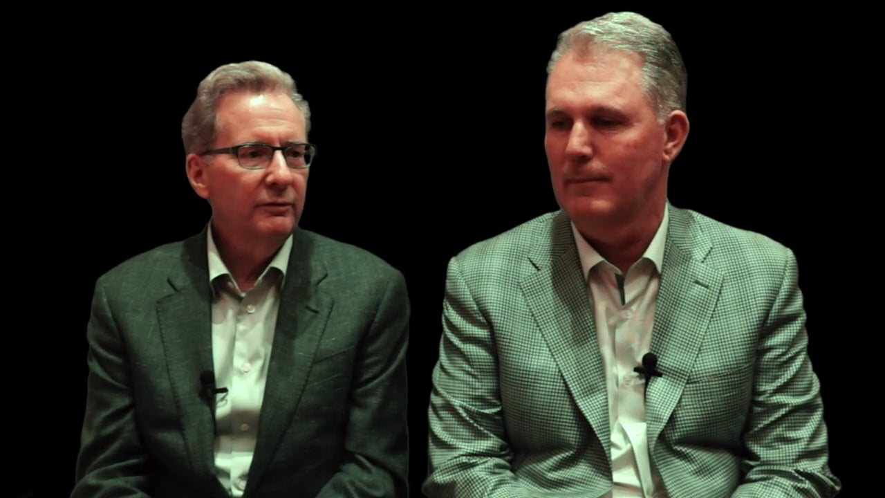 Interview with CEOs of Bentley Systems and Topcon Positioning Systems