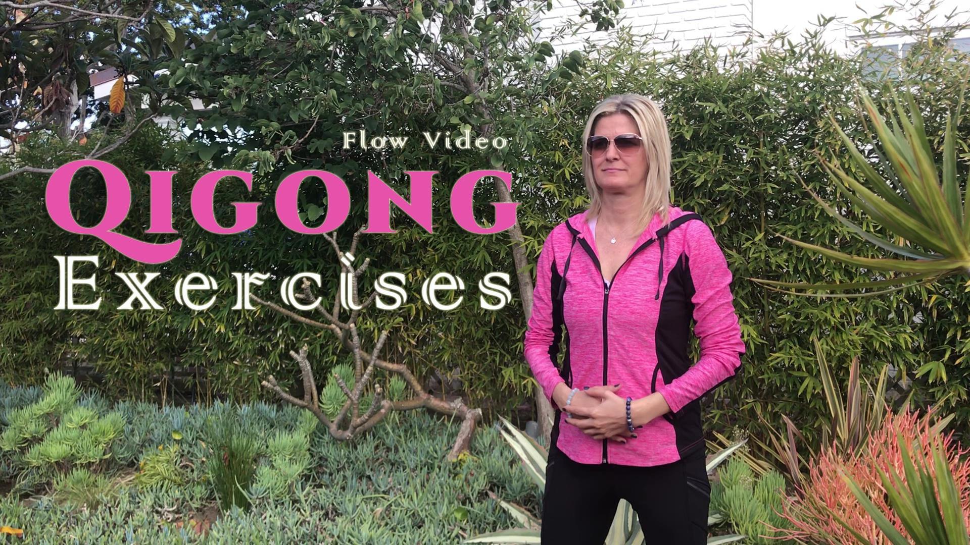 Qigong Exercises – Flow Video