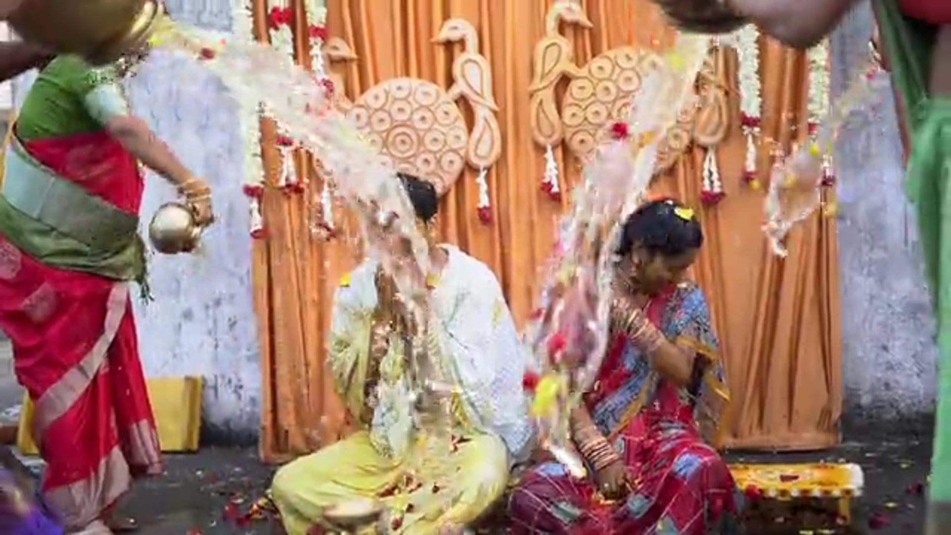 Sandeep & Jyotsna wedding film