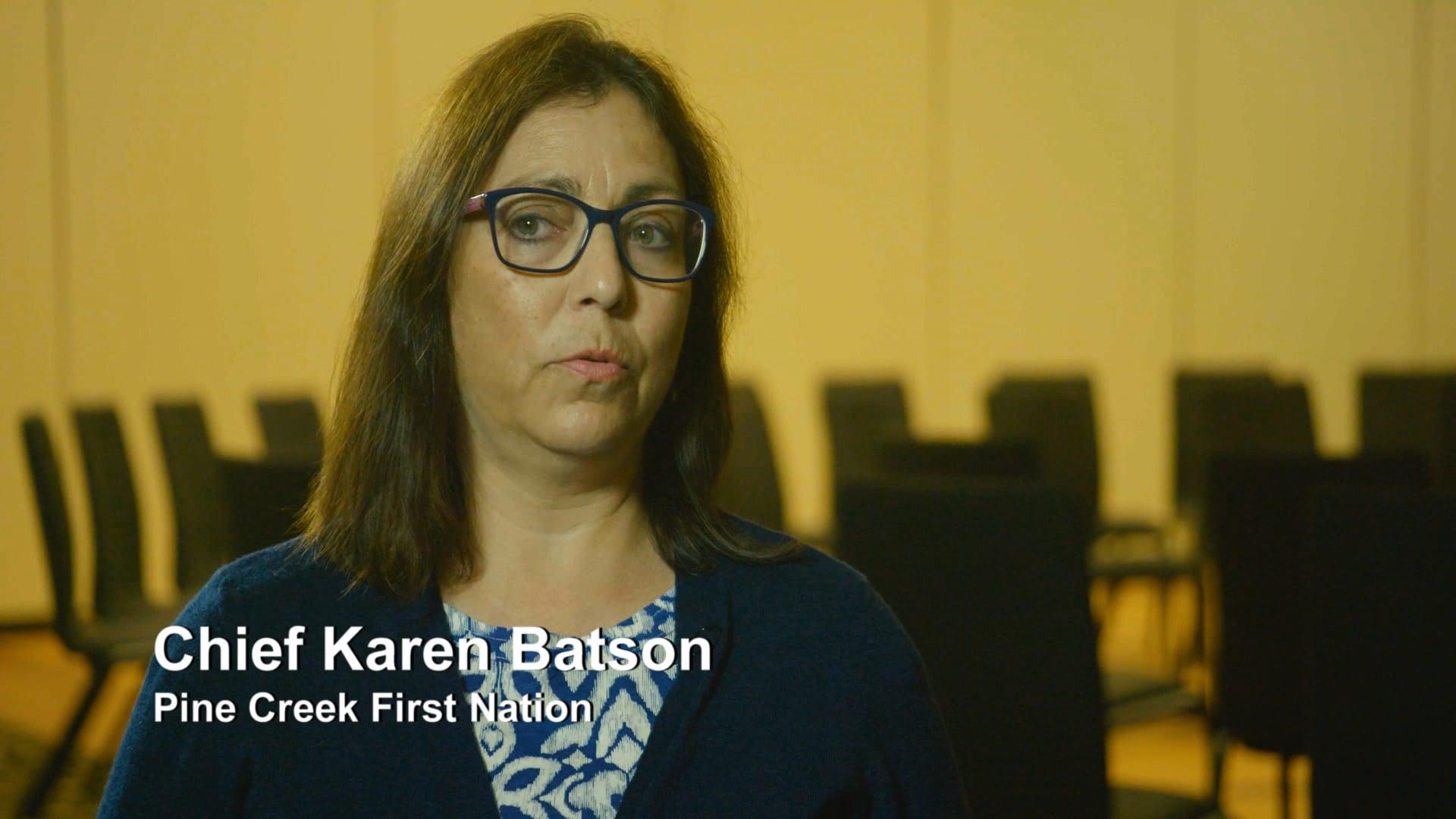 Chief Karen Batson