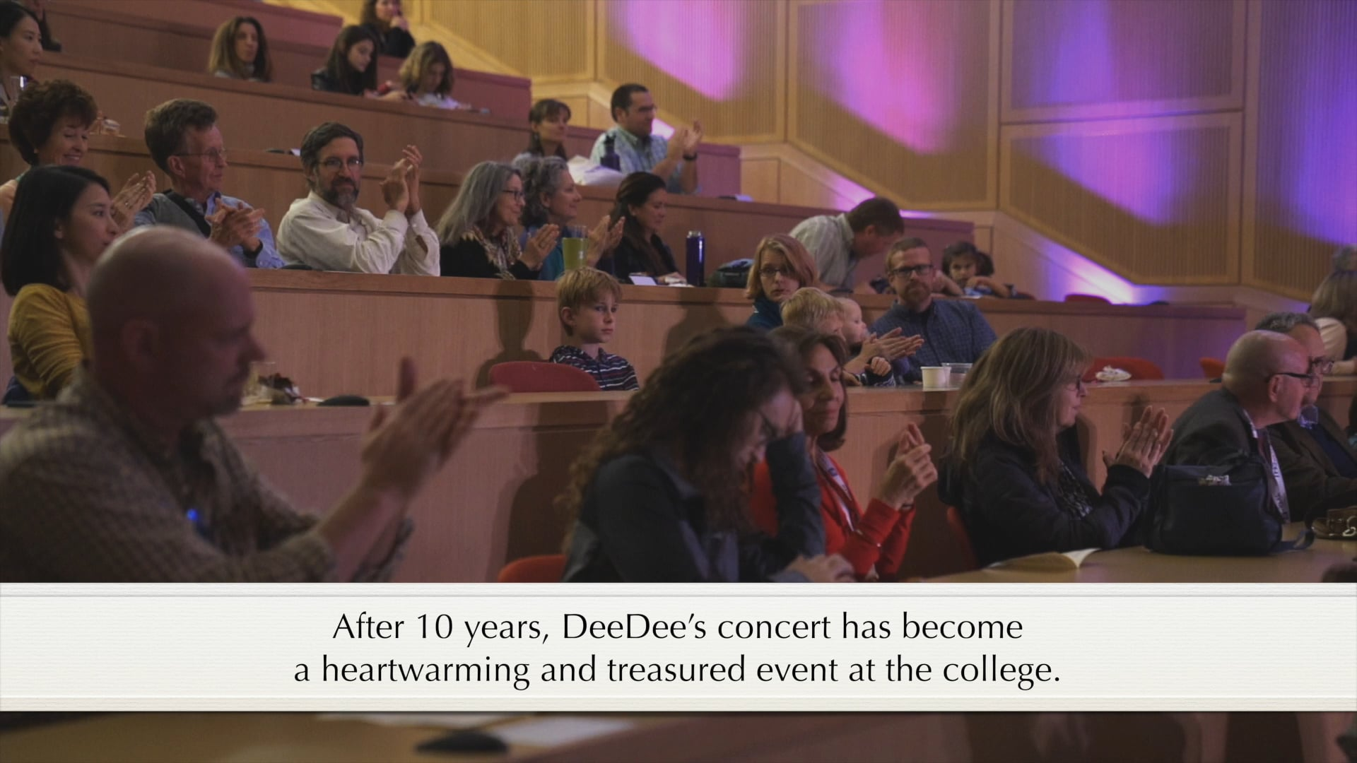 DeeDee Arrison Concert for the Animals