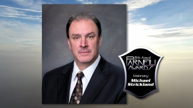 Michael T. Strickland: 2020 Parnelli Visionary Award