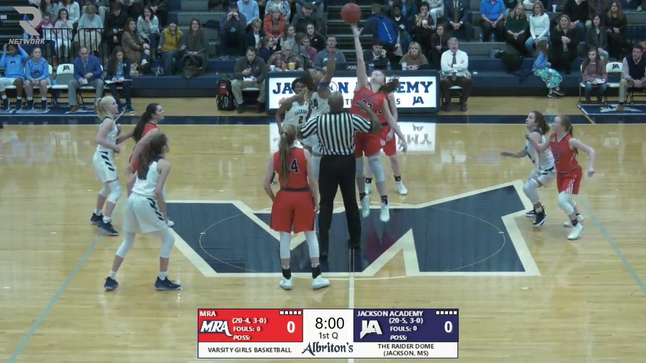 Varsity Girls Basketball-2020-Jan-21-MRA