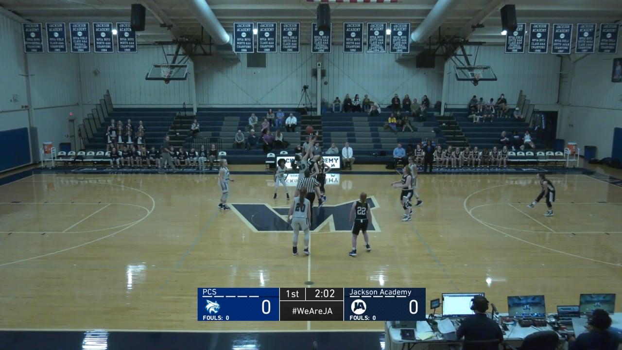 JV Girls Basketball-2020-Jan-14-Presbyterian Christian