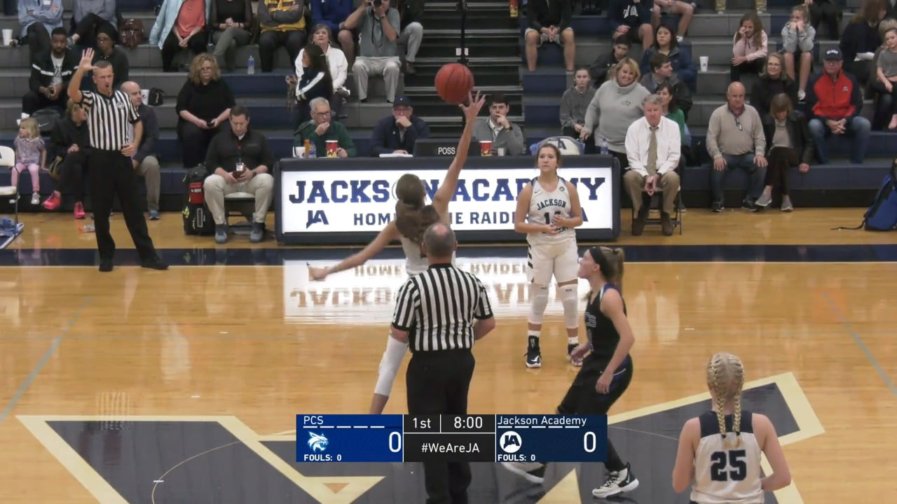 Varsity Girls Basketball-2020-Jan 14-Presbyterian Christian