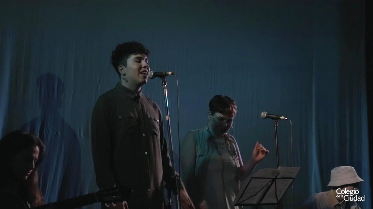 Oh Qué Será (Omara Portuondo & Chico Buarque) en el Acto de Fin de Curso 2019 del Colegio de la Ciudad / ND Teatro