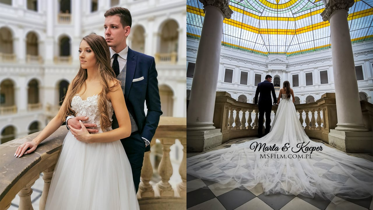 Marta i Kacper | Teledysk Ślubny | Highlights