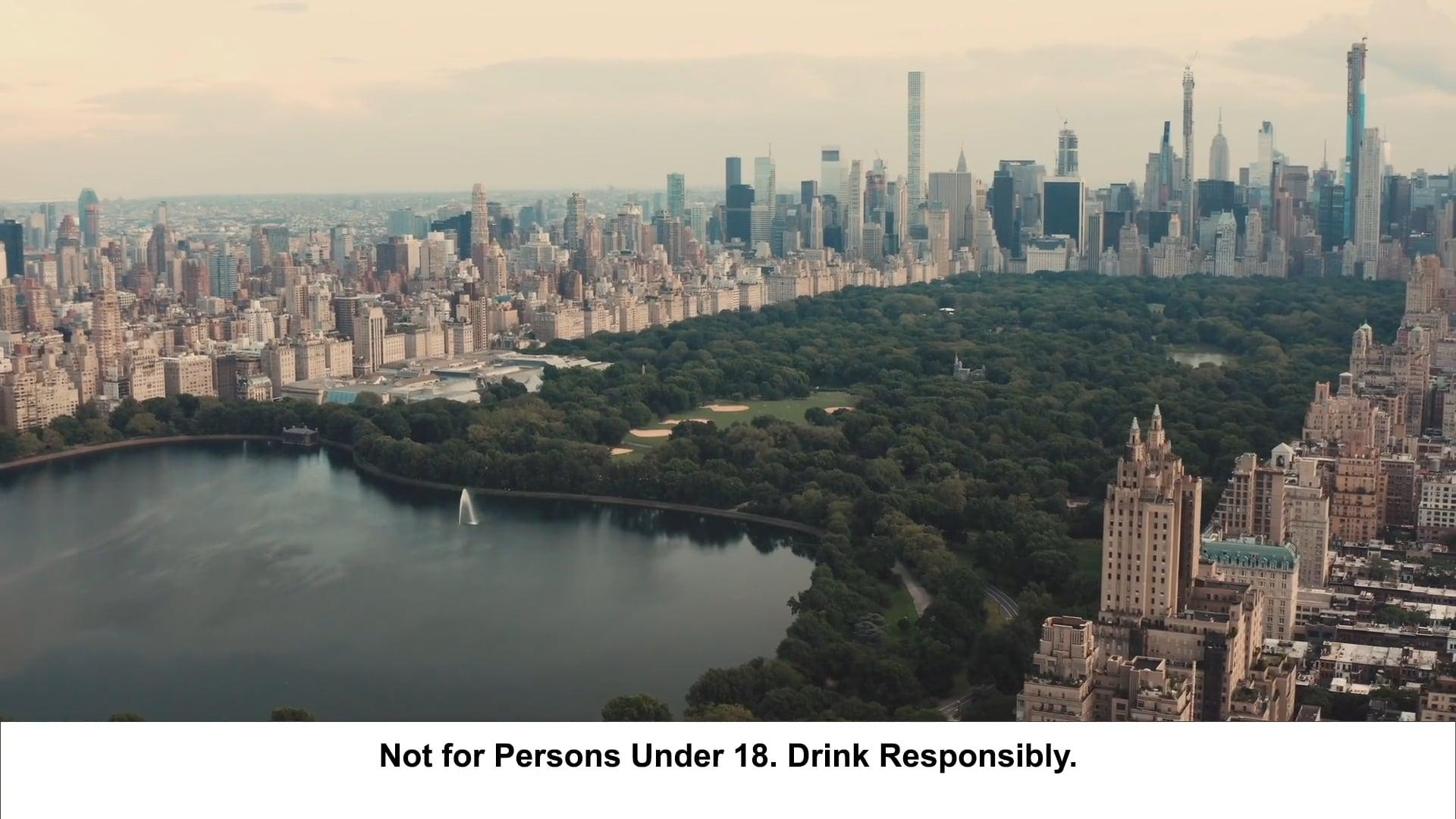 CRUZ Manhattan Blossom Vodka