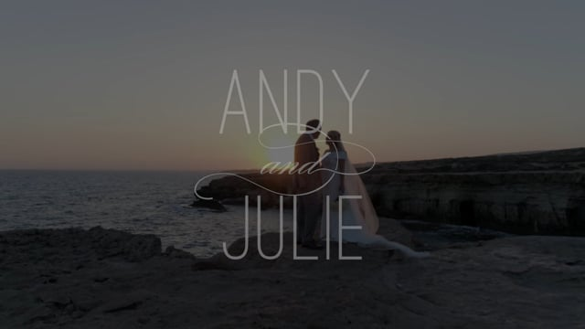 Andy and Julie-Wedding Trailer