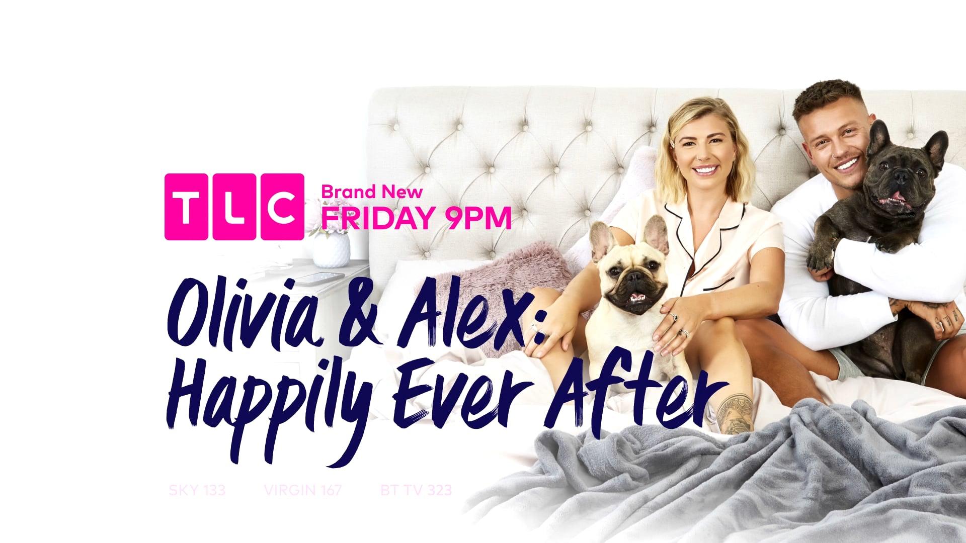 Olivia & Alex: Happily Ever After, TLC