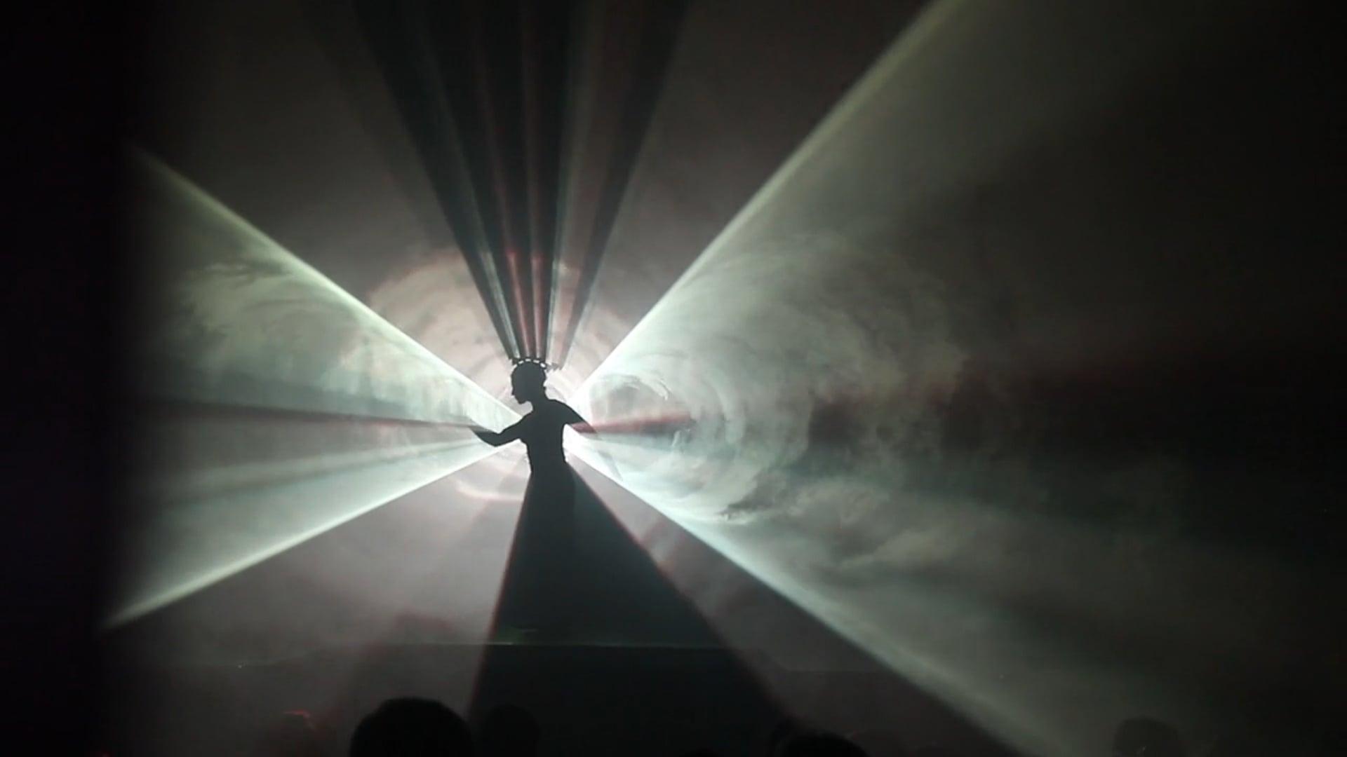 Eröffnungsperformance Snowdance Filmfestival