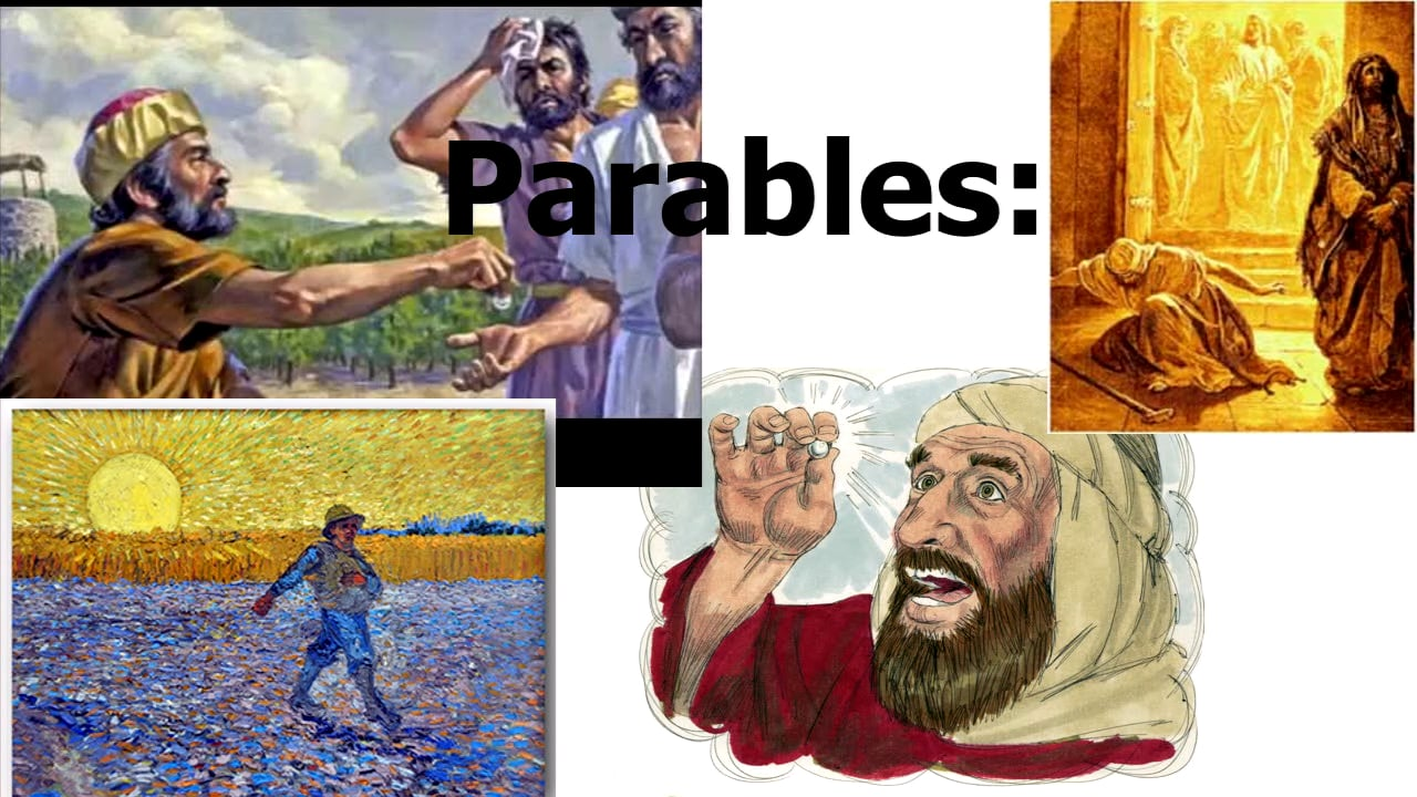 Parables: Found in the Dis-course (Part 3)