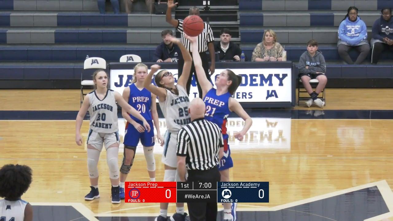 JV Girls Basketball-2020-Jan-24-Jackson Prep