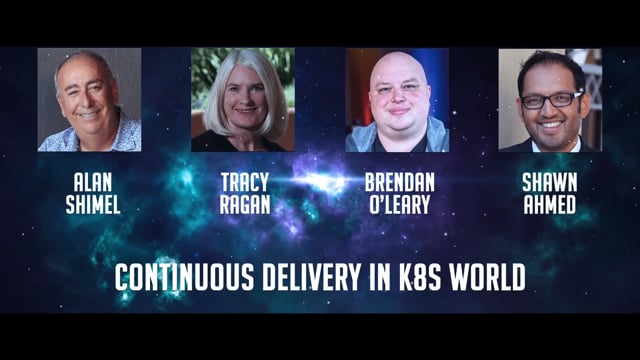 Panel Discussion: Continuous Delivery in K8s World
