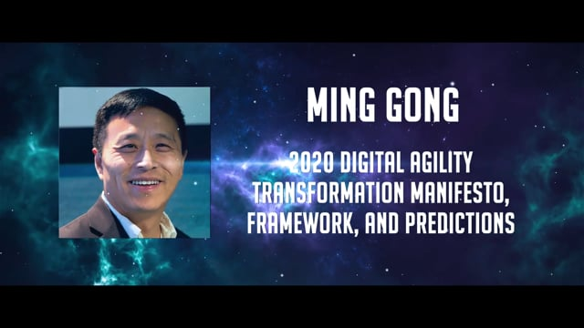 2020 Digital Agility Transformation Manifesto, Framework, and Predictions