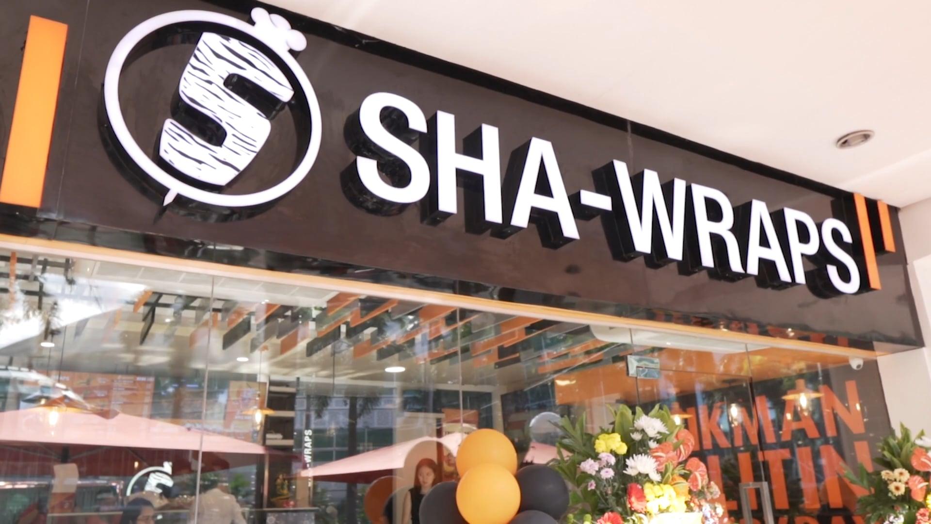 Sha-wraps Opening 2020