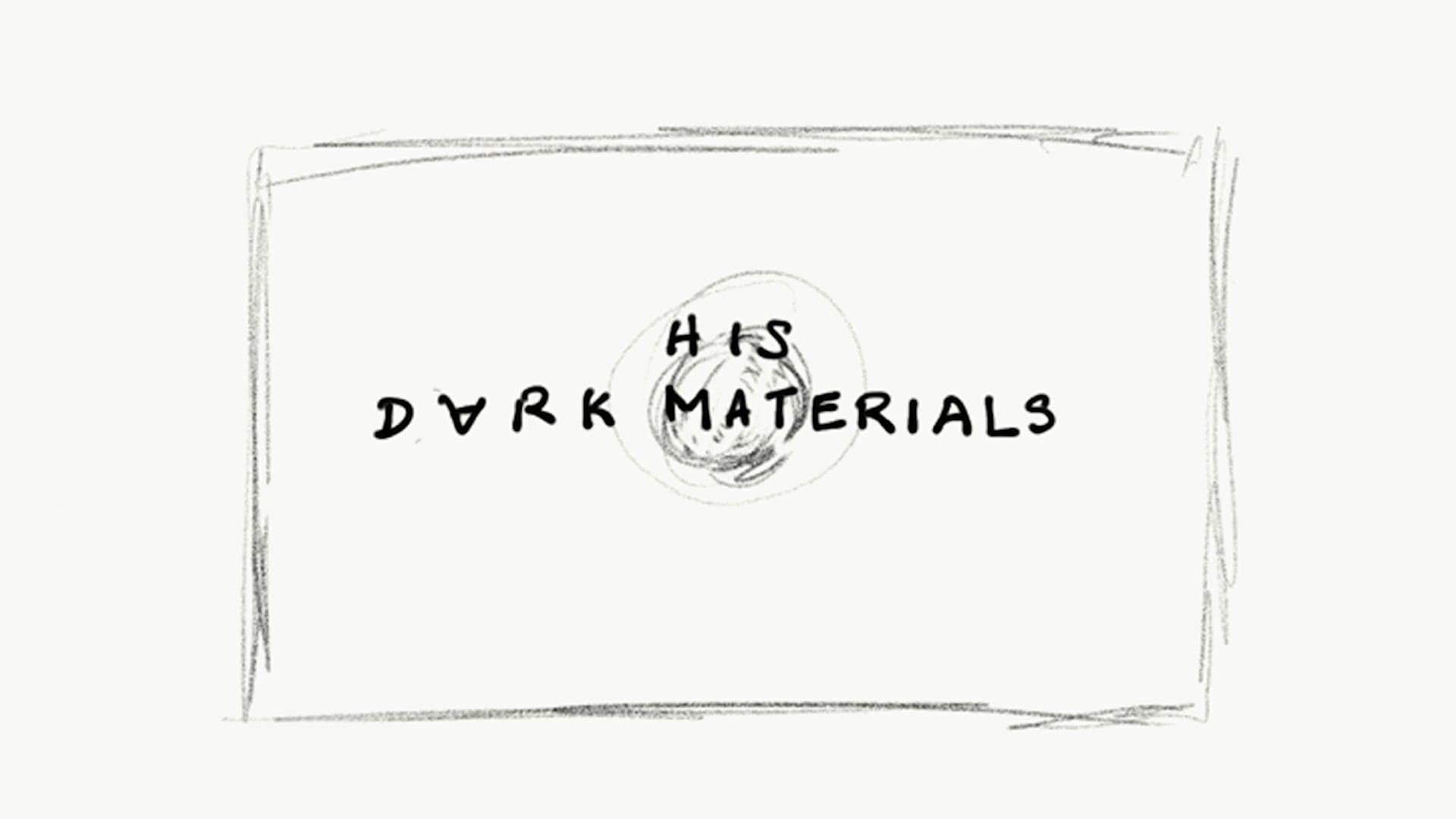 His Dark Materials, Opening Titles, Process