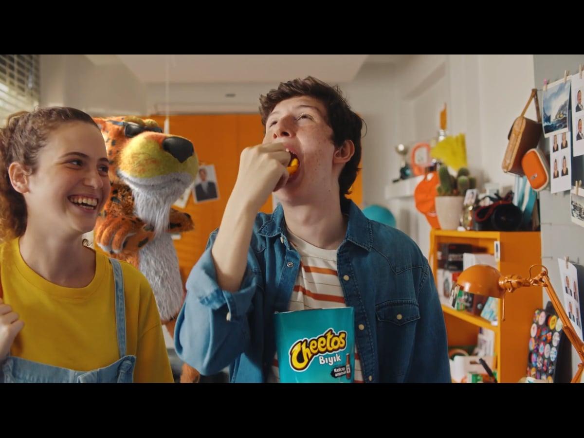 Cheetos - Mustache