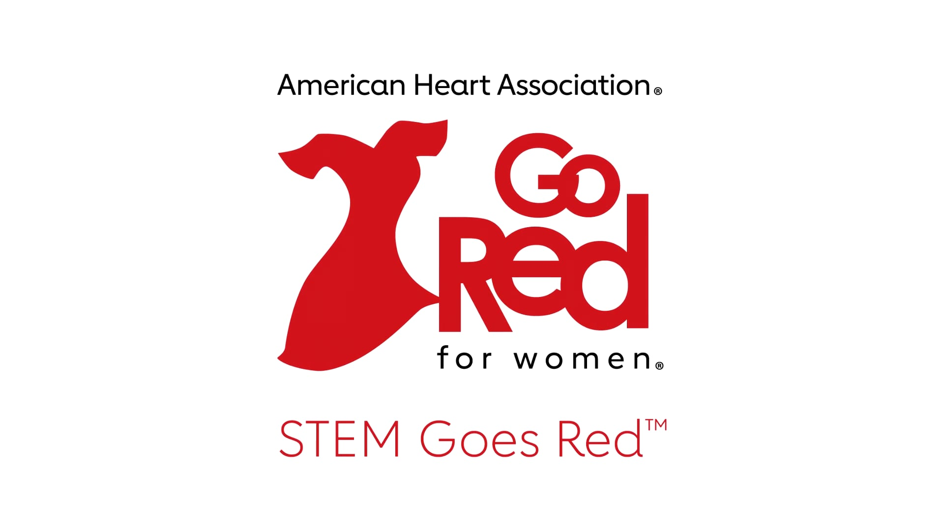 American Heart Association: STEM GOES RED Event