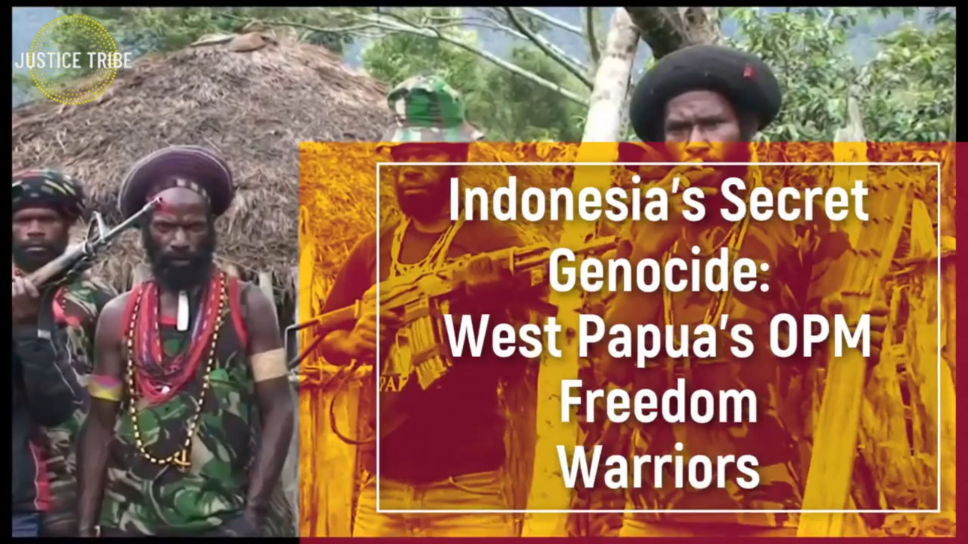 Indonesia's Secret Genocide: West Papua's OPM Freedom Warriors