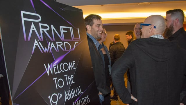 19th Annual Parnelli Awards - Reception and Aftershow Party Video