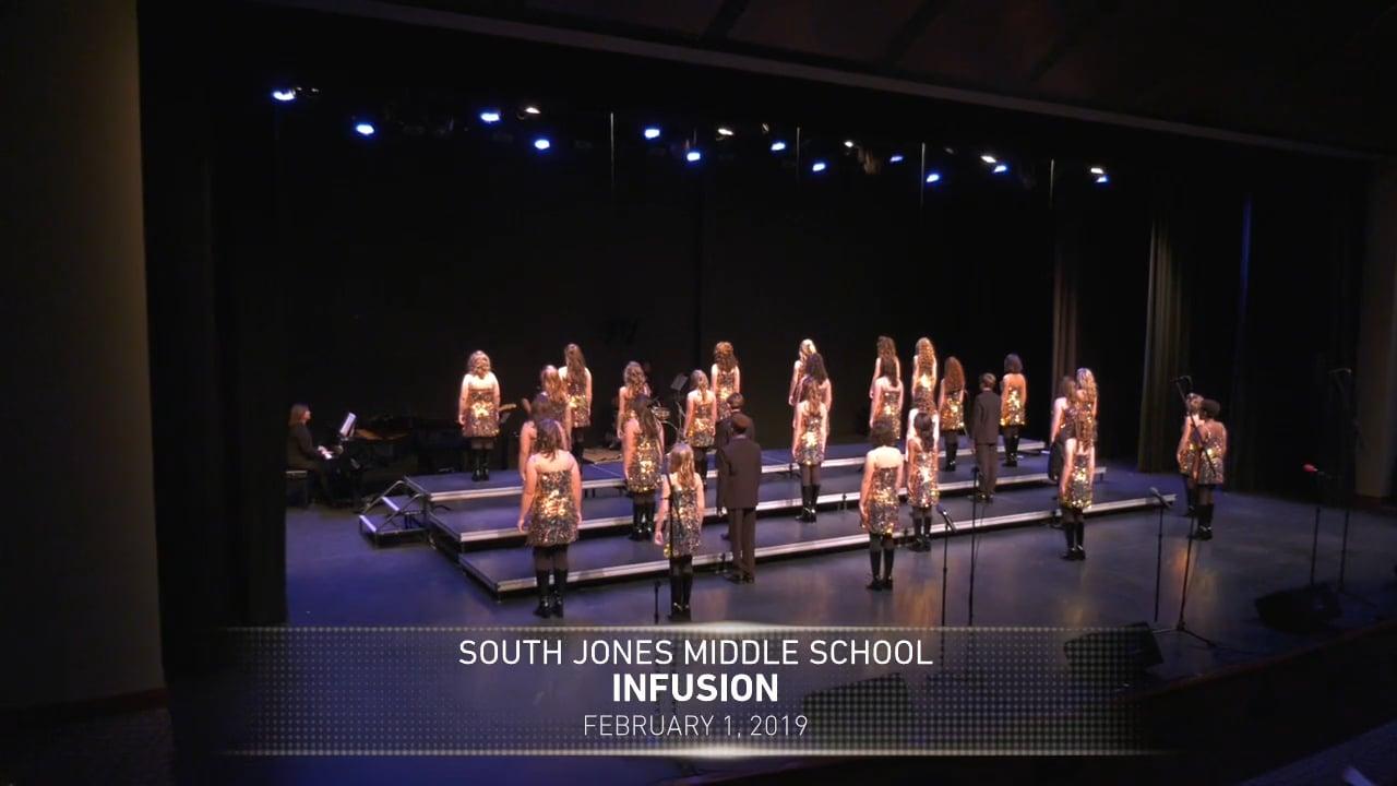 JASI-2019-PRELIM-South Jones Middle School INFUSION