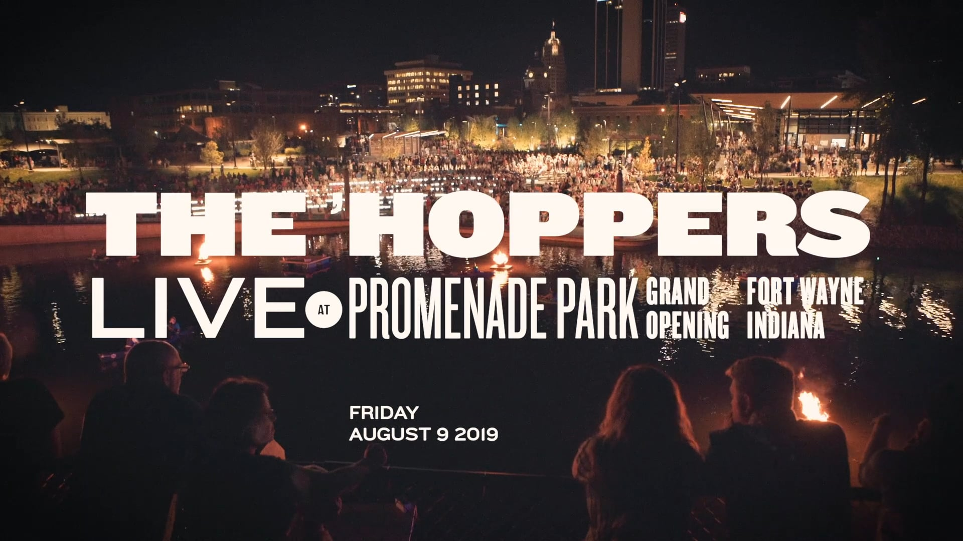 Trainhoppers Riverfront FW