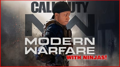 Call of Duty Games w/ The Ninjas! - Stream Replay