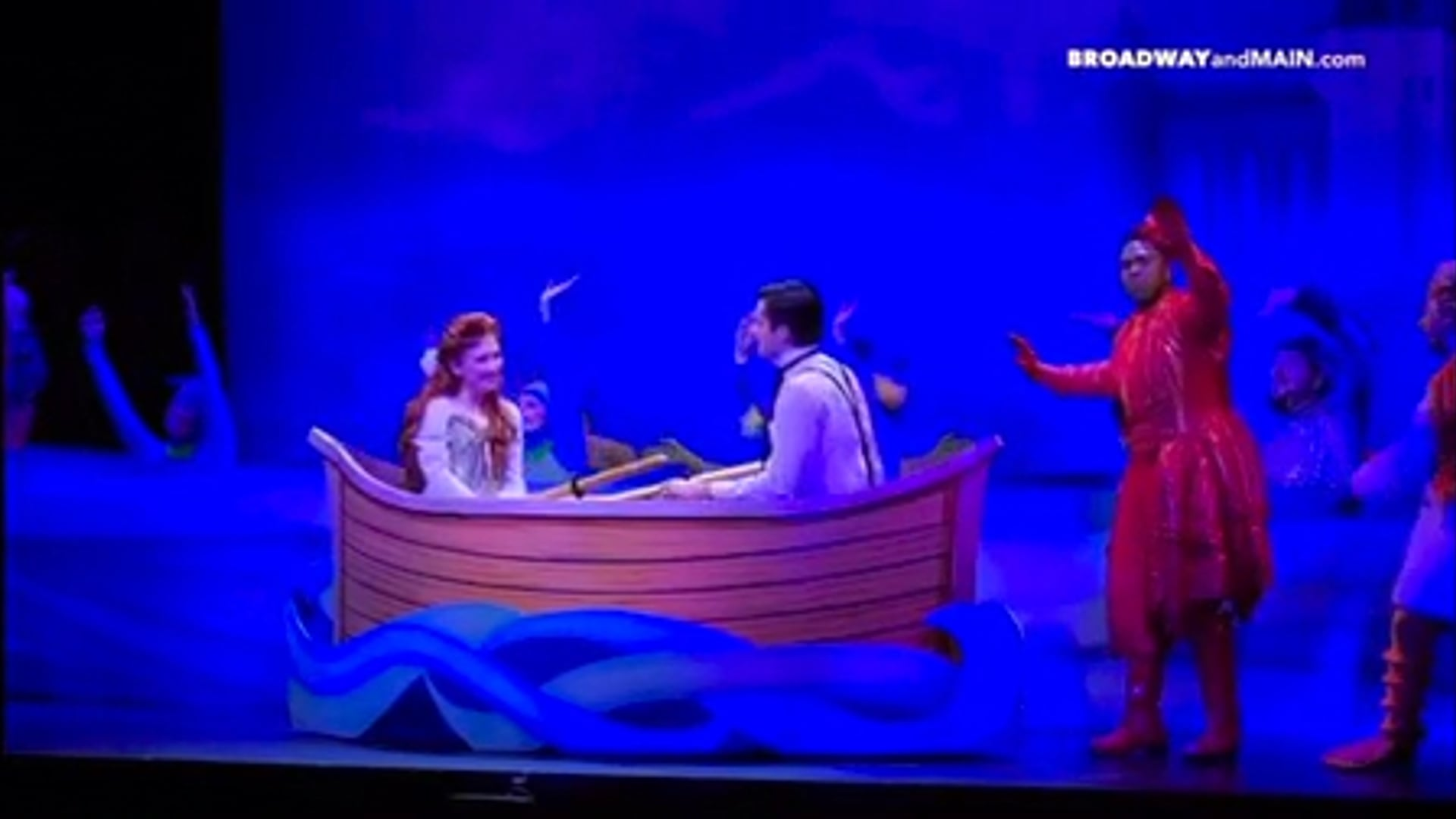 Little Mermaid Interview (Broadway & Main)