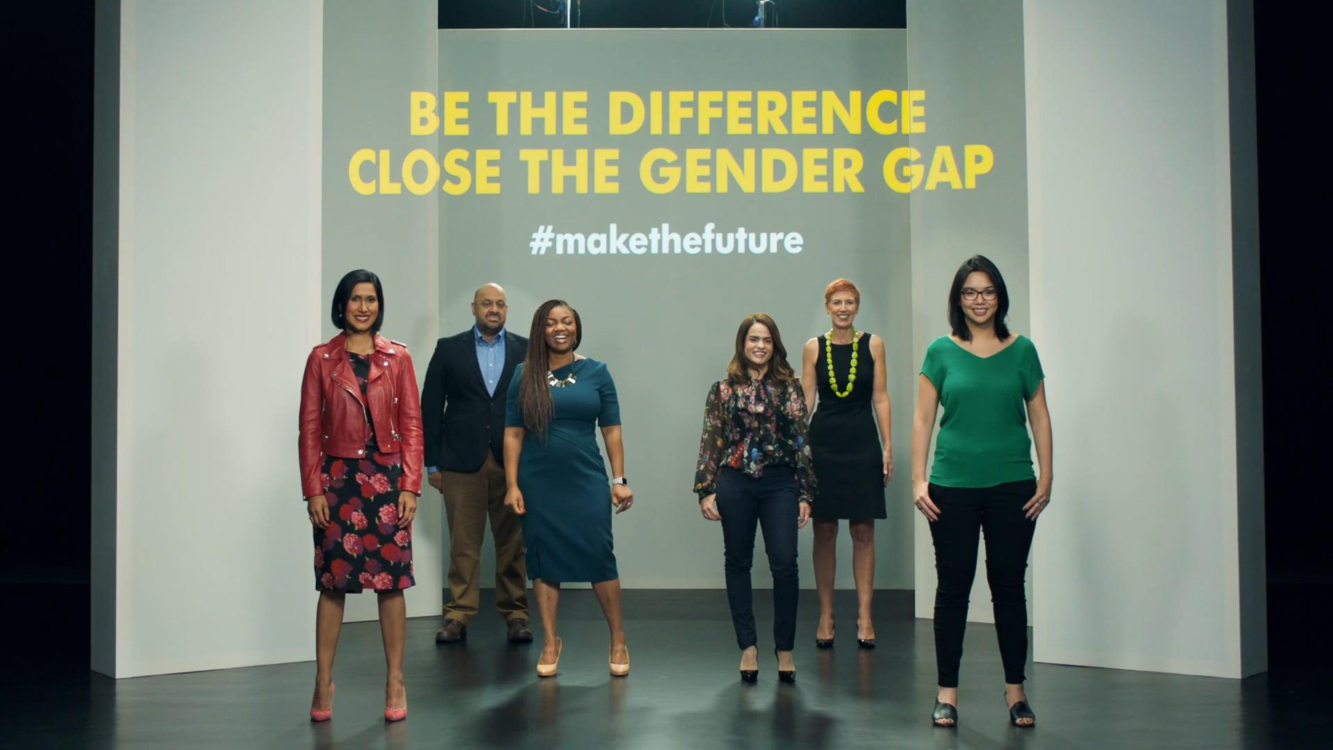 Close the Gender Gap - Manifesto