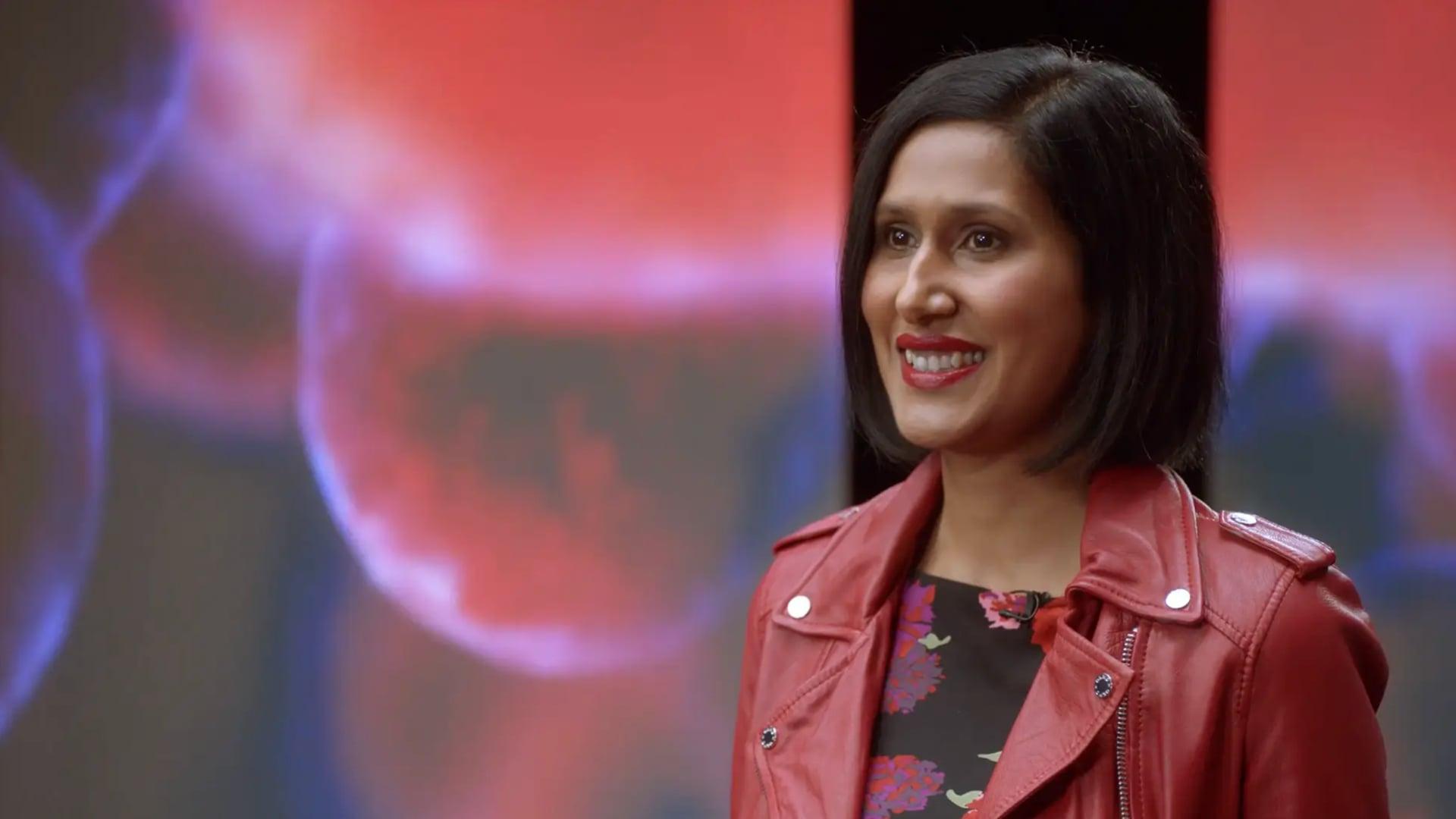 Close the Gender Gap - Dr Hayaatun Sillem