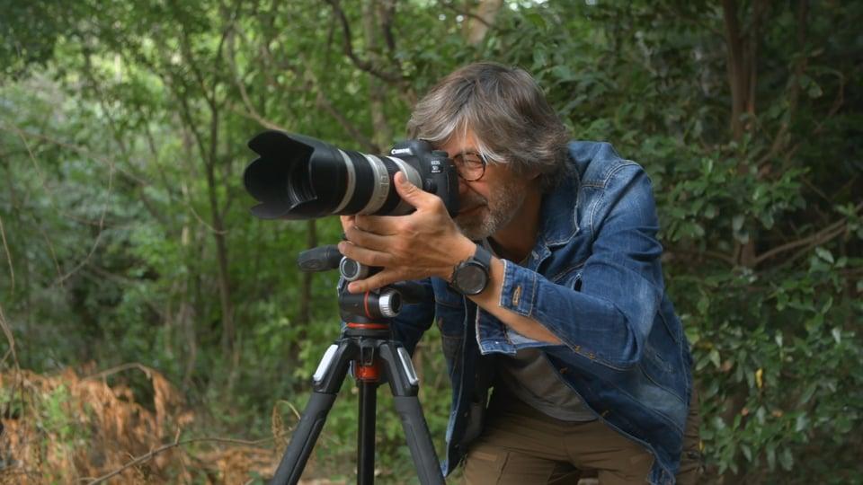 Portrait du photographe Camille Moirenc