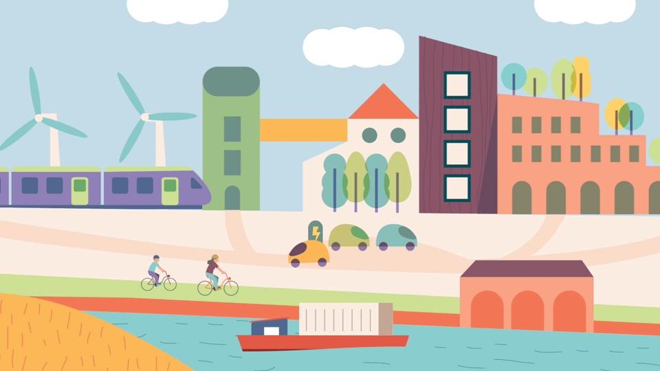 CNR - La mobilité durable