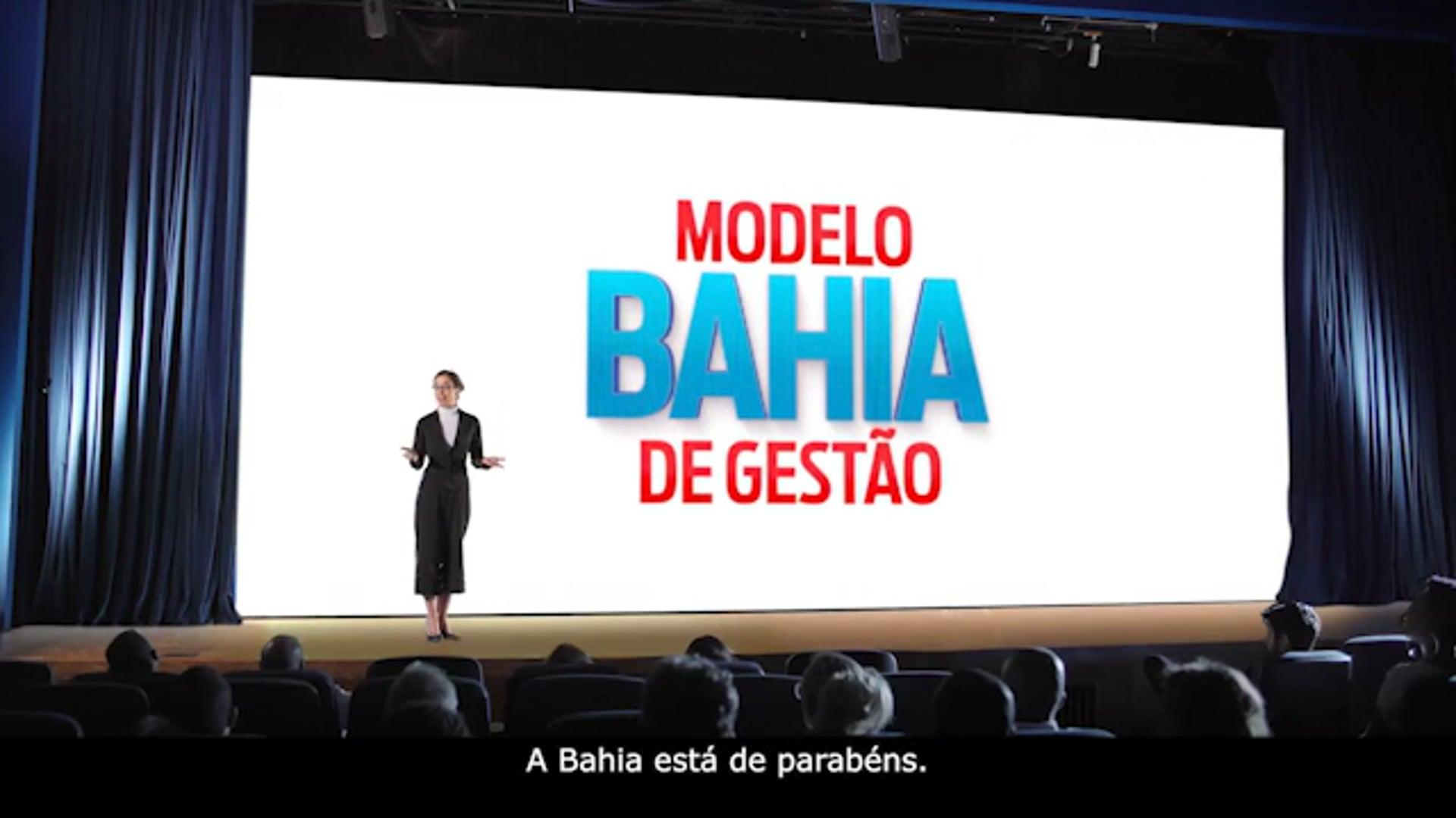 SEFAZ (BA) - Modelo Bahia de Gestão