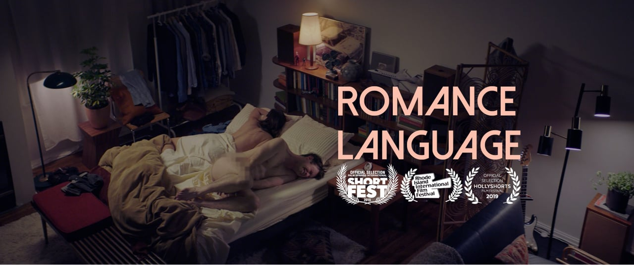 Romance Language   Short Film of the Day