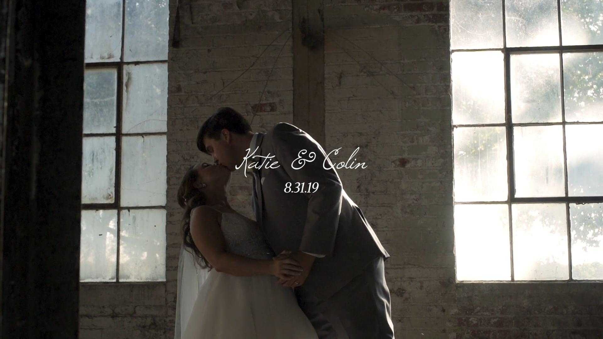Colin & Katie   Wedding Film