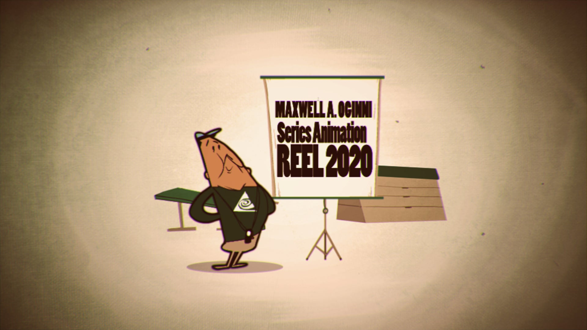 MAXWELL A. OGINNI CEL-ACTION REEL 2020