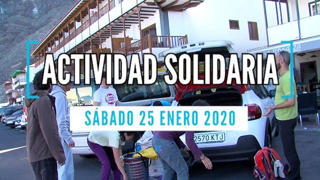 2020-01-25 | ACTIVIDAD SOLIDARIA - PATRONA 2020
