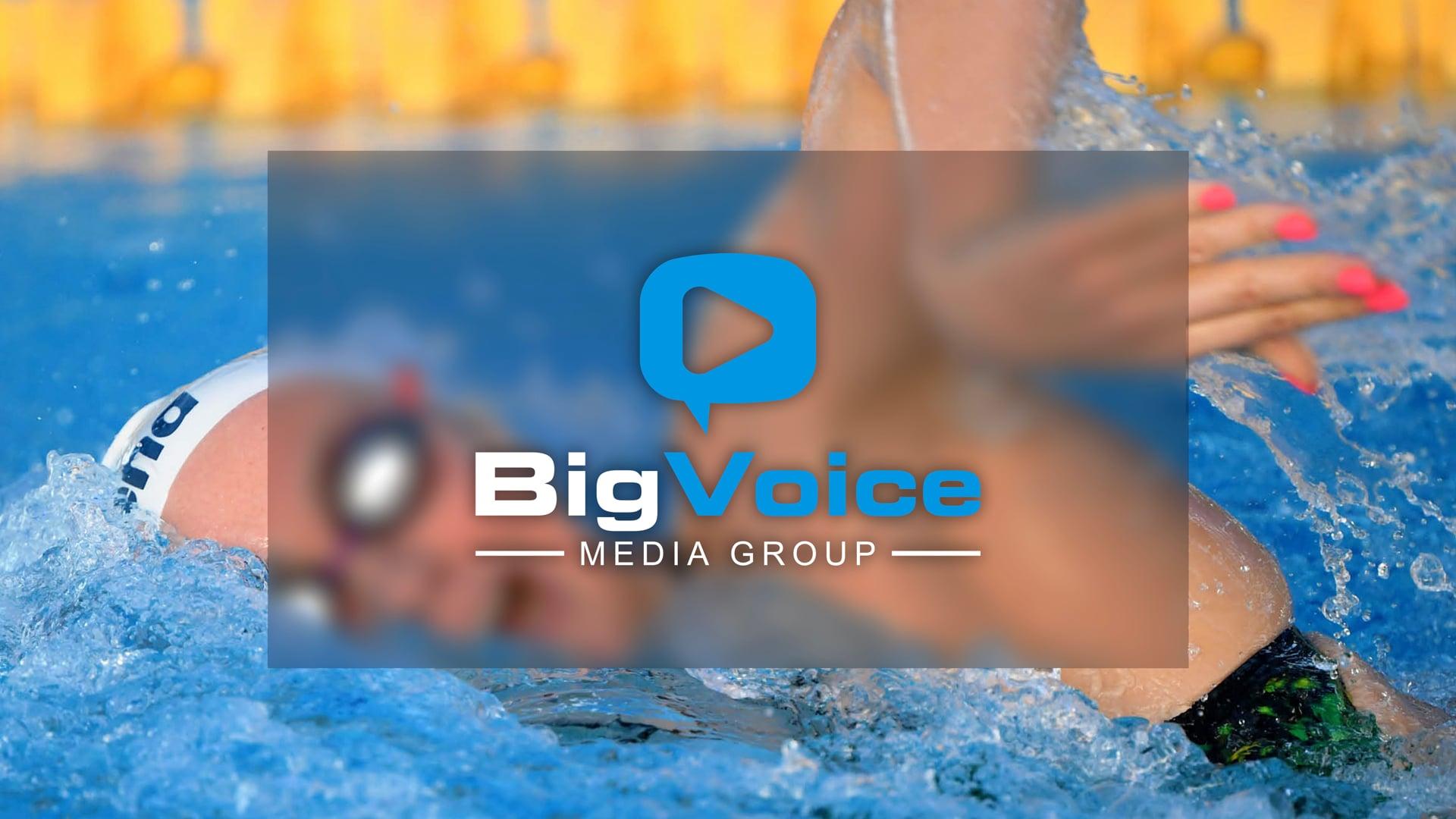 BigVoice Swimming Showreel