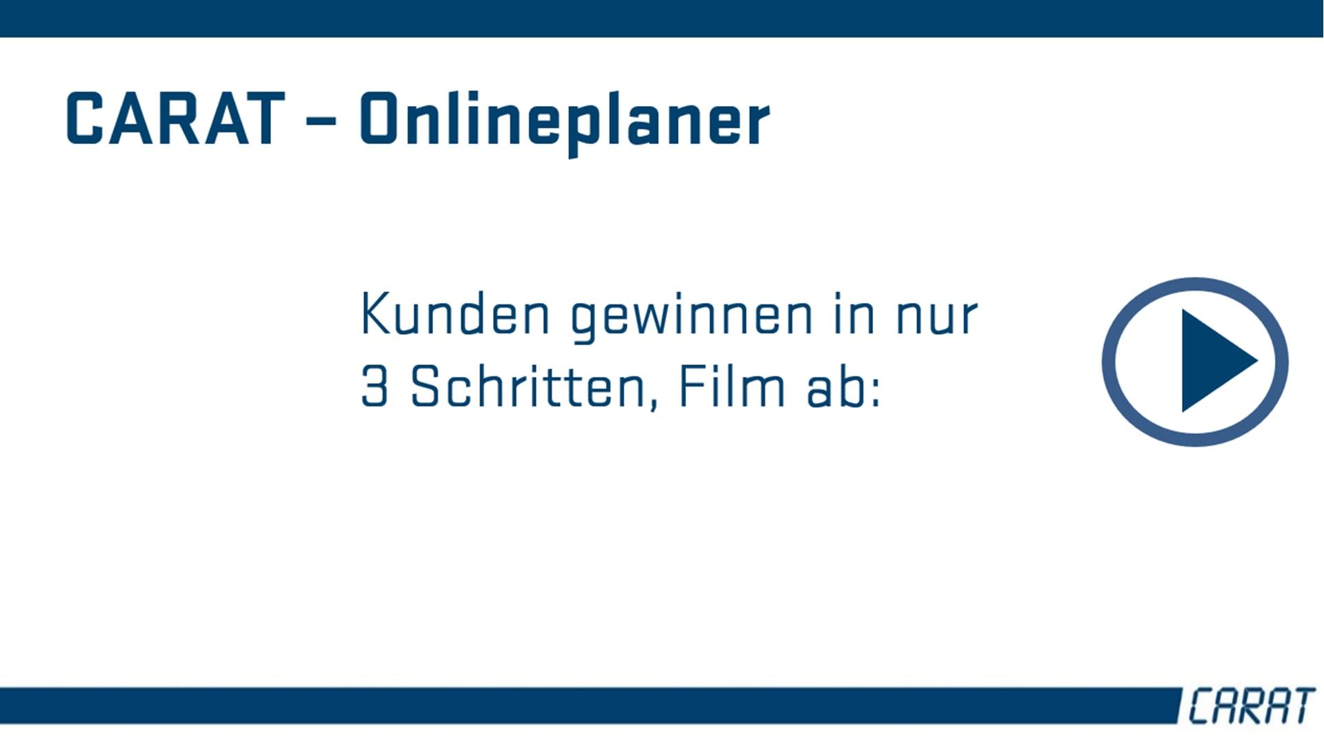 ONLINEPLANER Deutsch Teaser