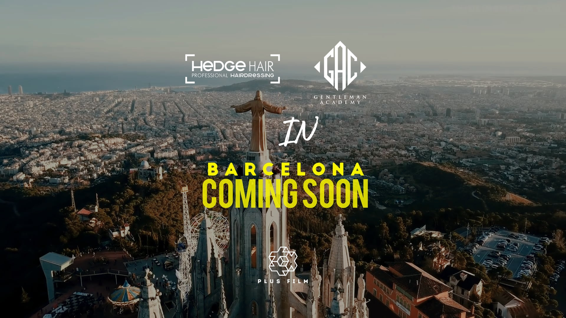 Hedge Hair in Barcelona - Trailer by Plus Film