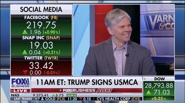 Fox Business News: 02/19/20