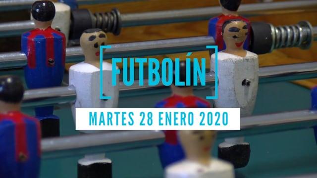 2020-01-28 | FUTBOLÍN - PATRONA 2020
