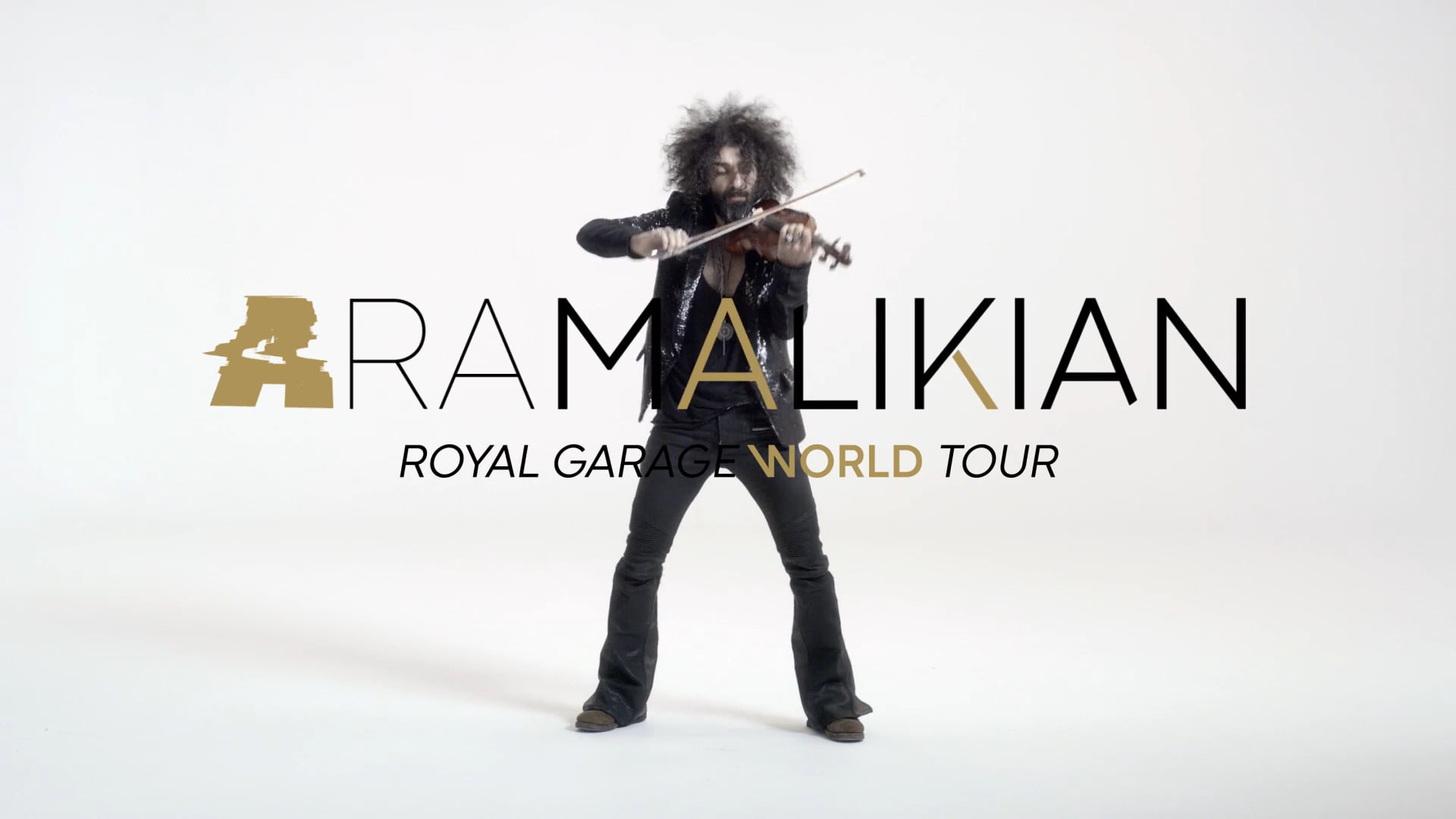 ARA MALIKIAN   Promotional Video