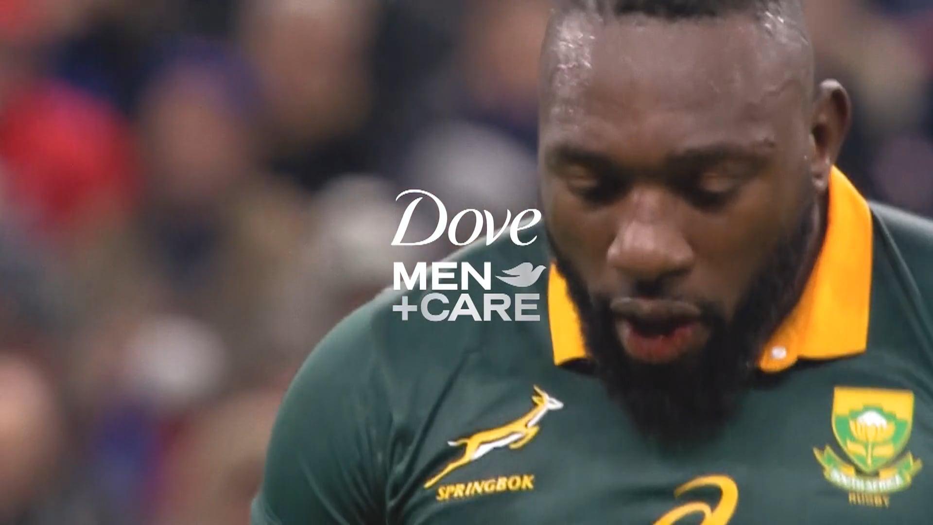 DOVE - A Tough Job - Tendai Mtawarira
