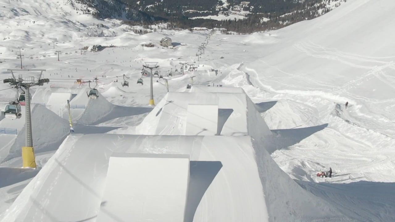 Ursus Snowpark Course Preview