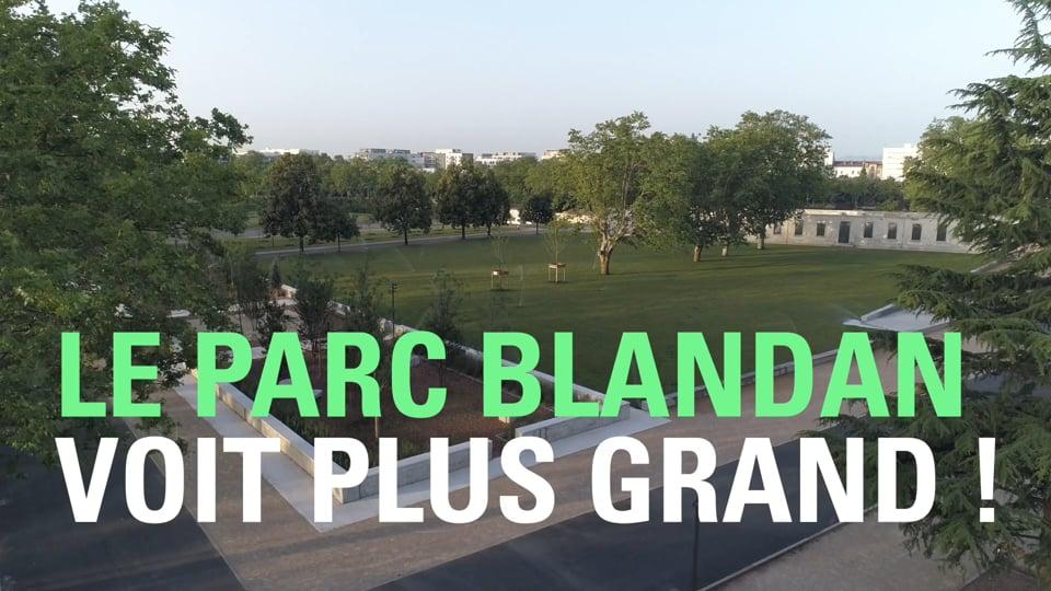 Métropole de Lyon - Le Parc Blandan